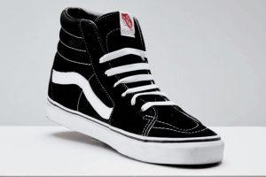 Por lo tanto Marcar Separar  Cómo atar zapatillas Vans de diferentes formas