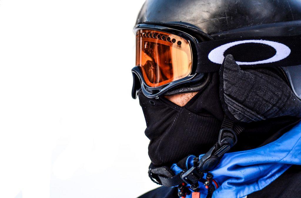 como elegir casco snowboard