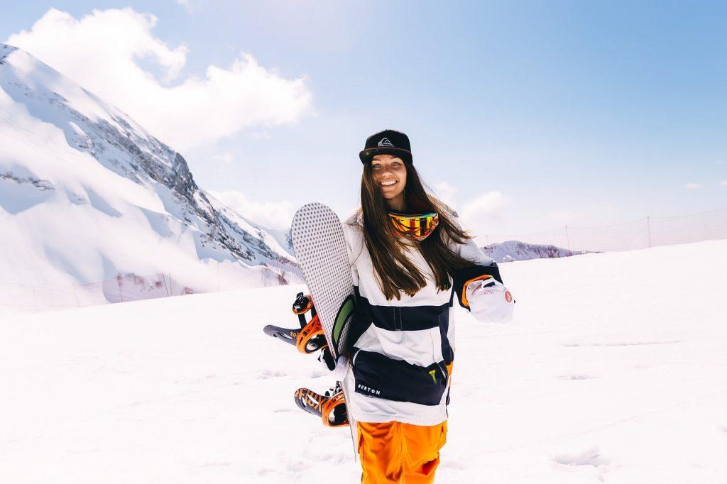 ropa de snowboarding temporada 2020