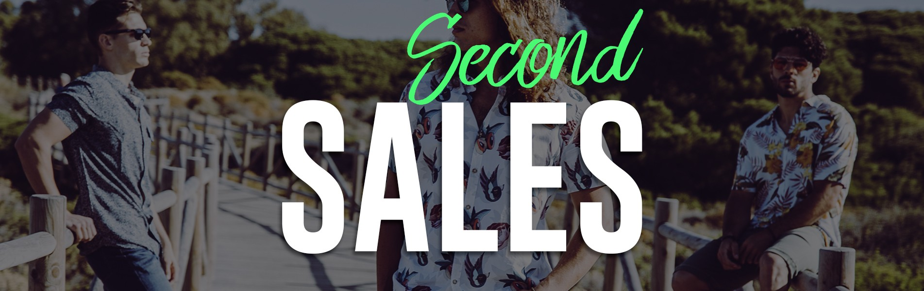 SECOND SALES